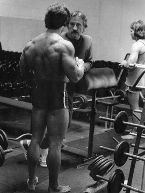The Top 10 Frank Zane ... Arnold Schwarzenegger Bodybuilding