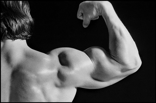 Awesome Vintage Photos Of Arnold Schwarzenegger 006